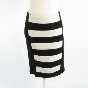 My Tribe black pencil skirt M